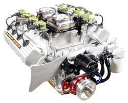 The Dodge's HEMI