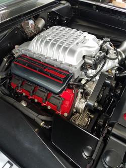 700+ HP Hellcat Engine