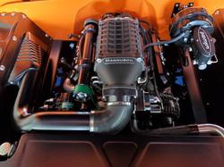 SC LSX Engine - CLEAN!