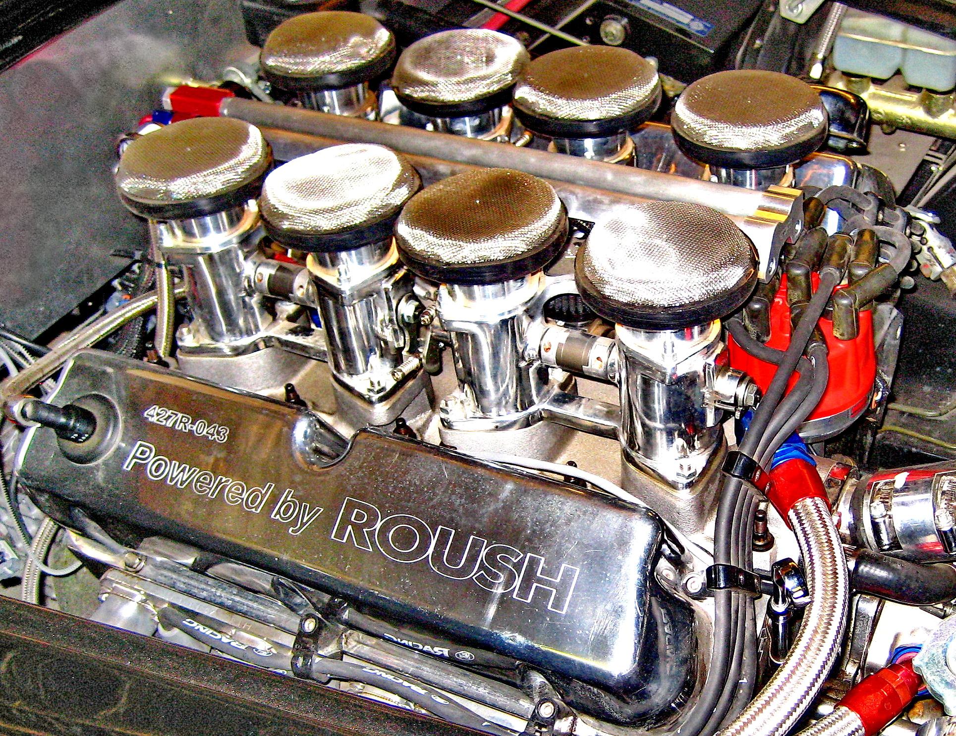 EFI Cobra motor