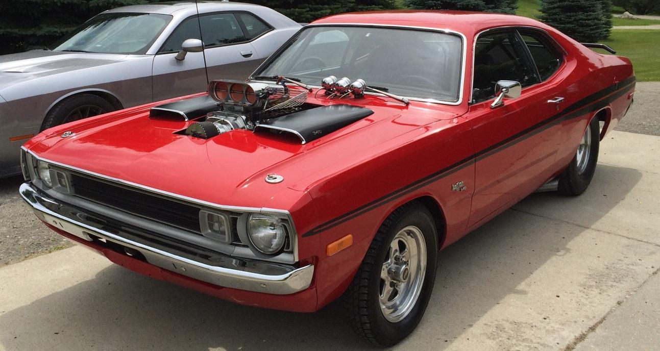 1972 Demon