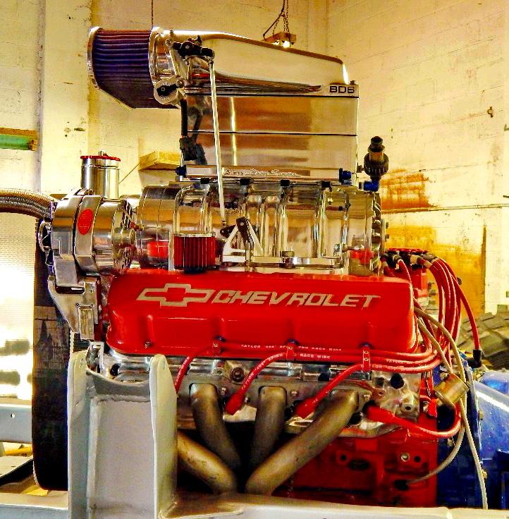 540 Engine