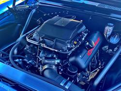 Term_X Camaro Engine