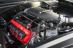 Hellcar Dart Engine