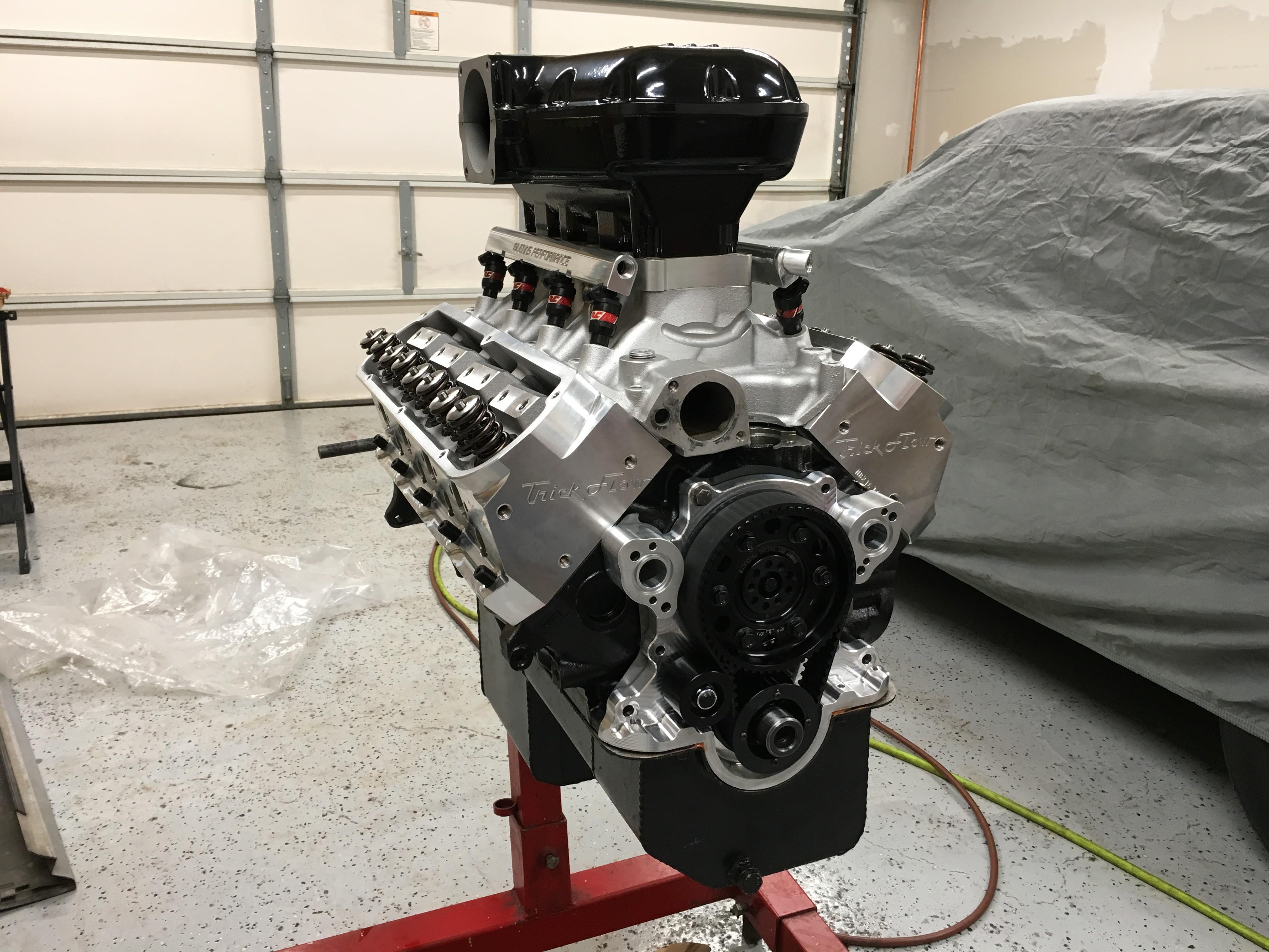 88 stang turbo motor