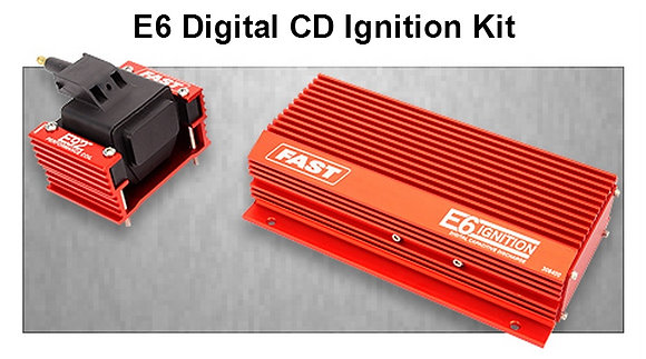 CD Ignition Kit - box and coil