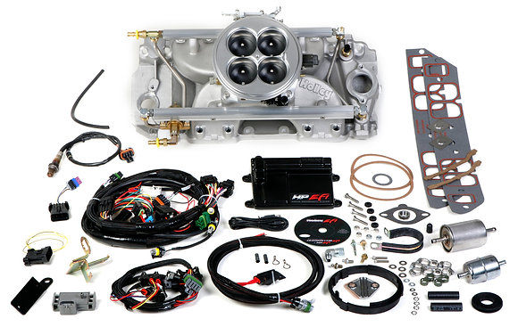 HP Kit for BBC with 2000 CFM TB 550-838