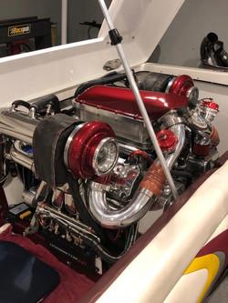 Bib Block Twin Turbo