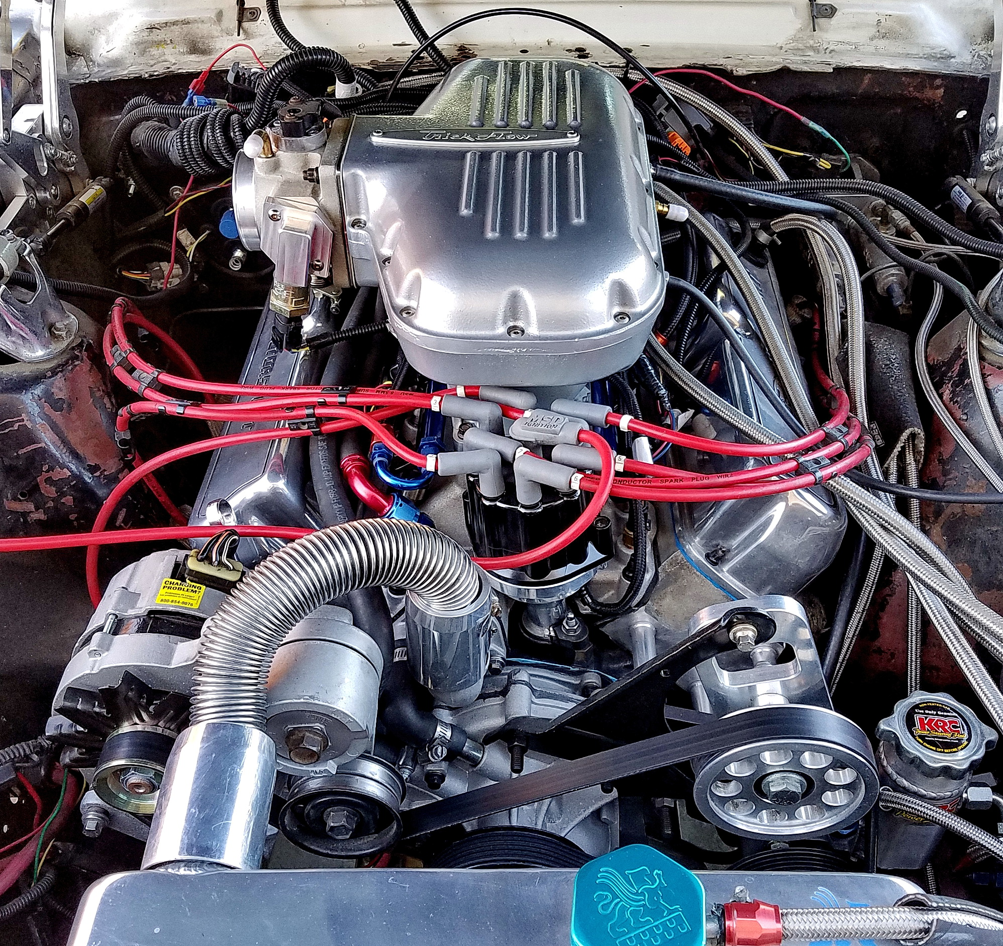 302 Small Block Ford