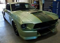 Tomahawk Mustang