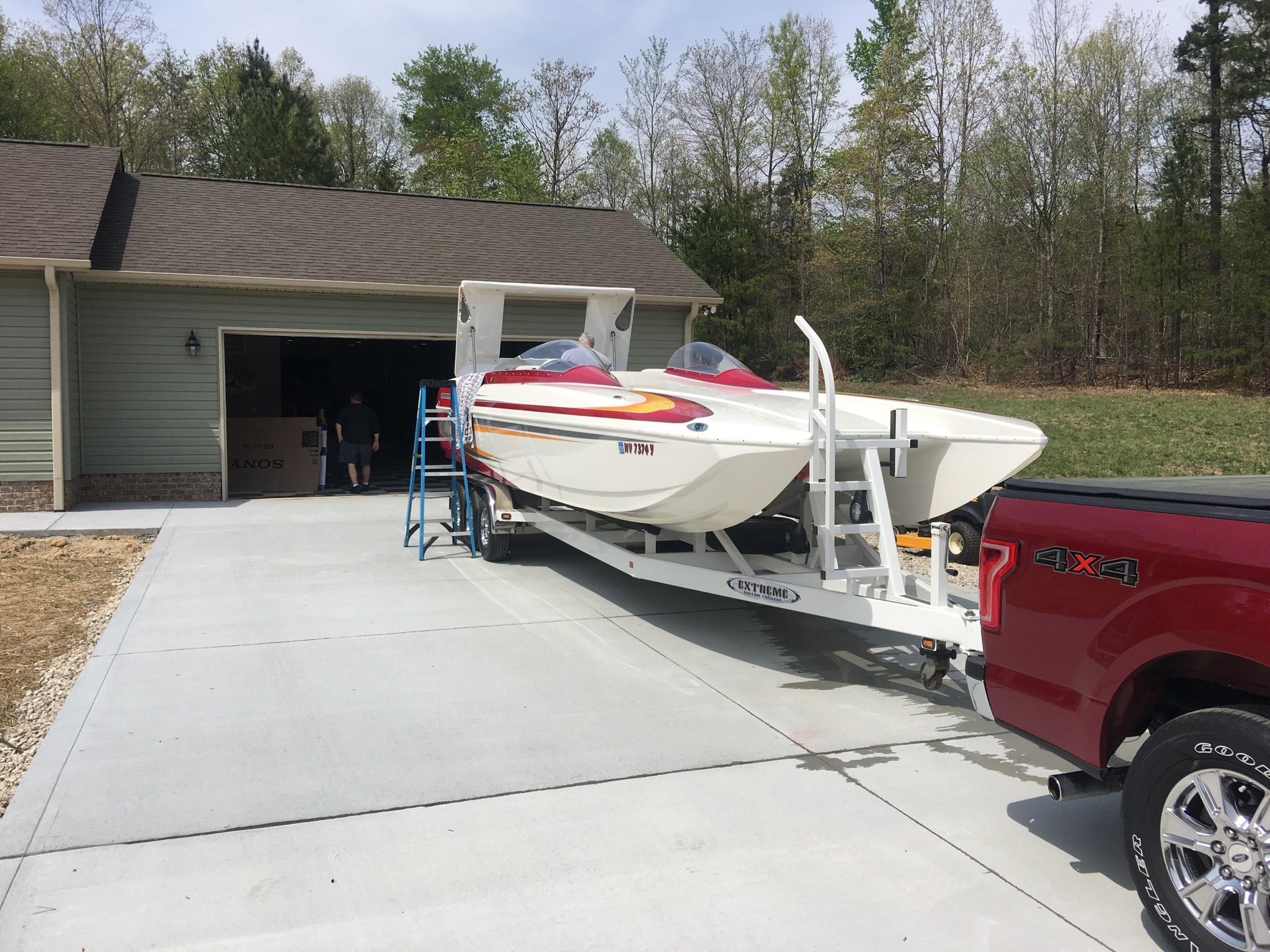Aggressive Boat