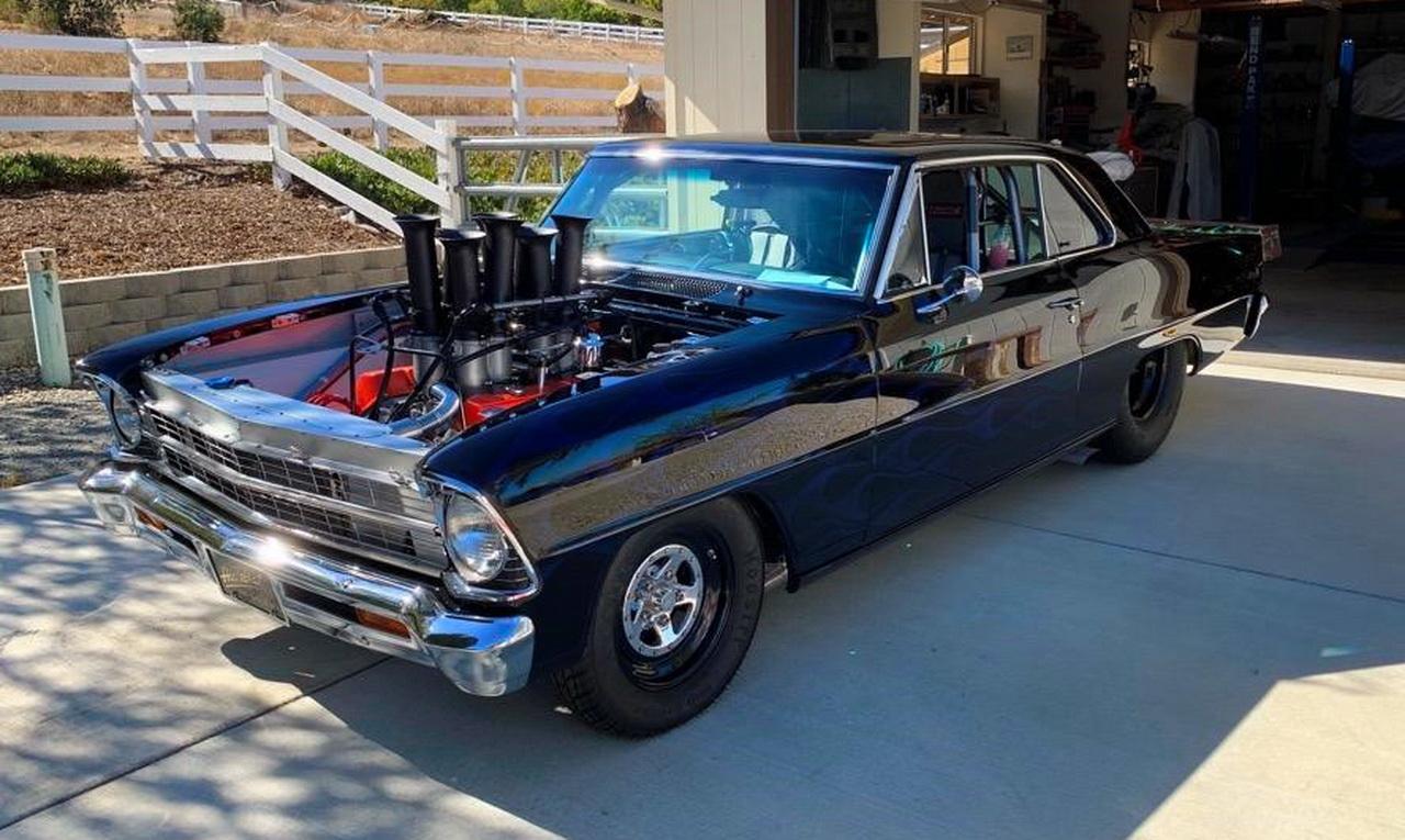 572 Chevy