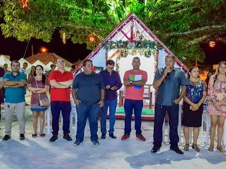 Prefeitura de Mâncio Lima realiza 2ª edição do Acender das Luzes de Natal