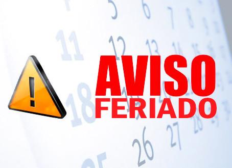 Feriado do Dia do Evangélico é transferido para a sexta-feira (25) em Mâncio Lima
