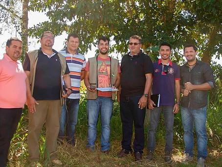 Engenheiros da AMAC visitam Município de Mâncio Lima