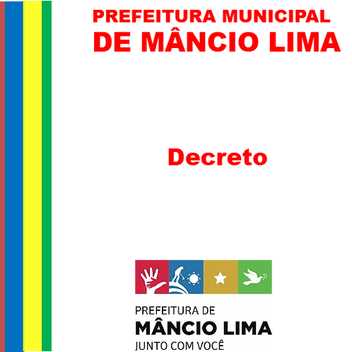Decreto Nº 096/2019 - NIELE DE SOUZA MELO