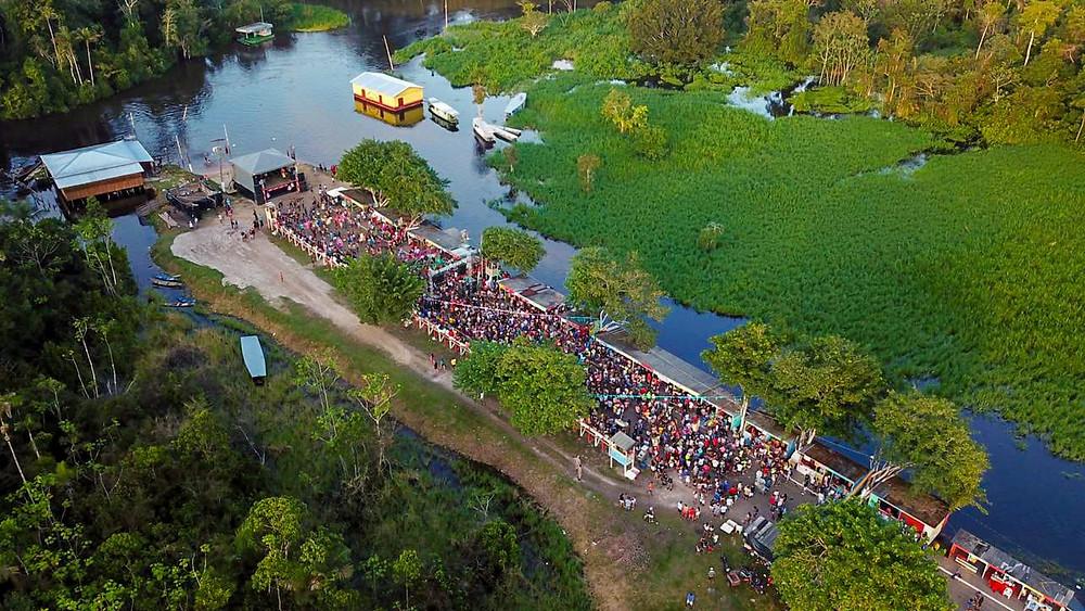 Imagem: Humberto Neto (Drone Imagens HN)