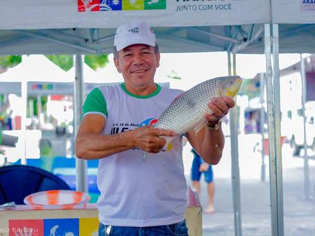 Segundo dia da III Feira do Peixe e Agricultura Familiar de Mâncio Lima 2019