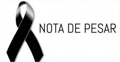 """Nota de pesar pelo falecimento da Senhora Maria Moreira de Andrade Silva """"Dona Suzete"""""""