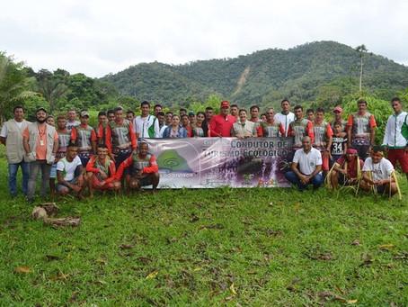 Estudantes relatam experiências com o curso de Condutor de Turismo Ecológico