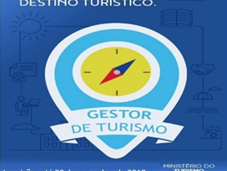Prefeitura divulga à população cursos de Educação a Distância (EAD) na área de turismo