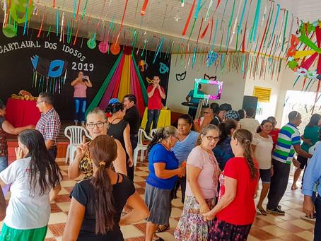Prefeitura de Mâncio Lima dá início ao Carnaval dos idosos 2019