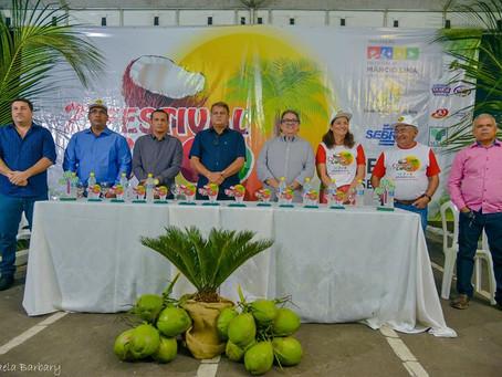 O primeiro dia do Festival do Coco foi um sucesso