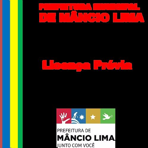 IMAC - Licença Prévia