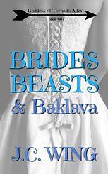 Brides, Beasts and Baklava Kindle cover