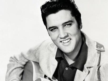 My Dad & Elvis Presley