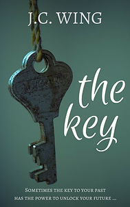 The Key - Kindle cover - 300 dpi.jpg