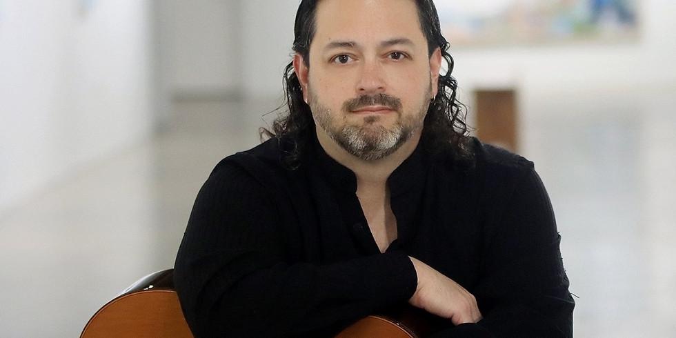 "Jeremy Garcia - ""Secrets Behind The Strings"" Virtual Talk Series"