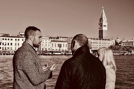 Paseo en barco privado por las islas de Venecia