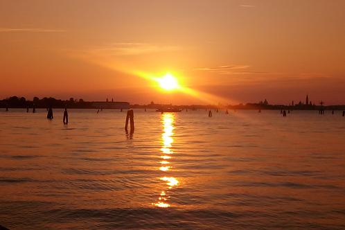 Visite en bateau privé des îles de Venise