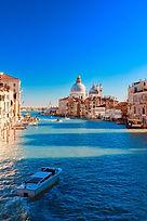 Tour in barca sul Canal Grande di Venezia