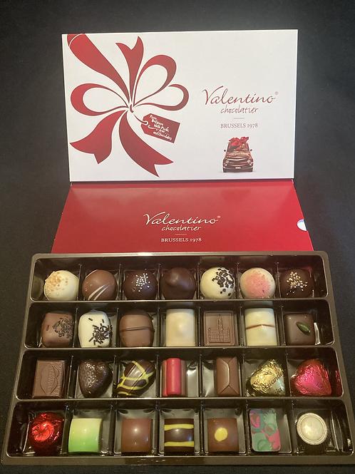 Luxe vepakking Belgium Chocolates