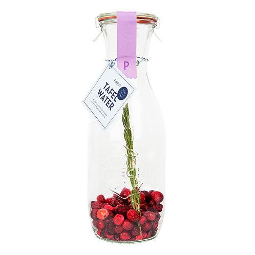 Pineut Tafelwater Kers cranberry rozemarijn