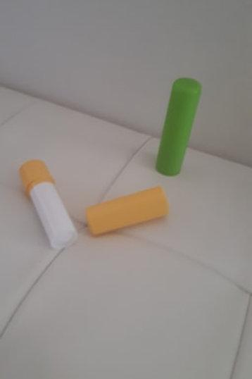 Lippenbalsem met opdruk naar keuze