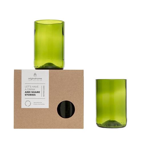 Original Home Glass Green - M set 2