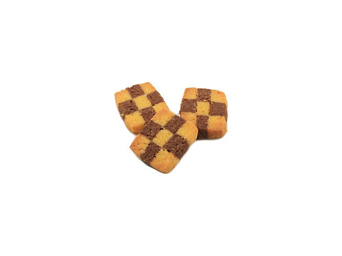 Domino koekjes vanille chocolade