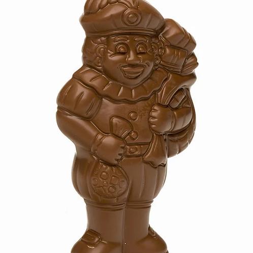 Zwarte piet melkchocolade 75 gram