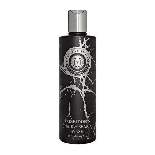 Leonis Barbam - Poseidon Shampoo (Haar en baard shampoo - 300ml)