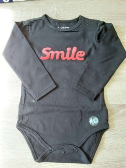 Romper 74/80 Smile