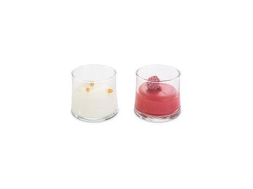 Mini glaasjes sorbet  6 x 60 ml LACTOSE VRIJ