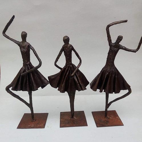 Ballet trio
