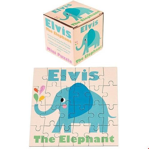 Elvis puzzel
