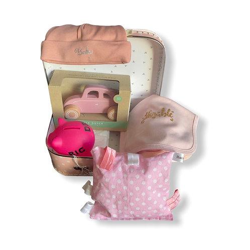 Gevuld valiesje kan gepersonaliseerd worden