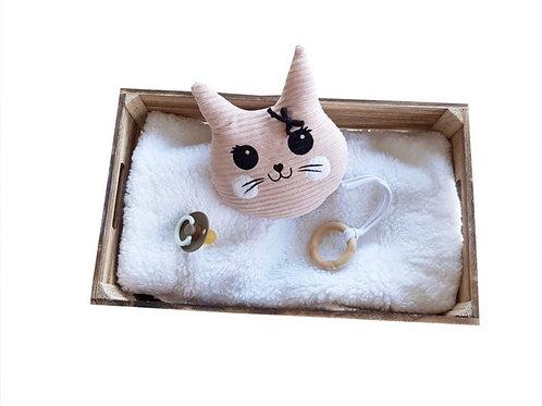Rammelaar/bijtring kat