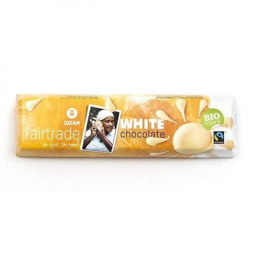 BIO Witte chocolade 50 g