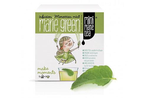 Mini Marie Tea green